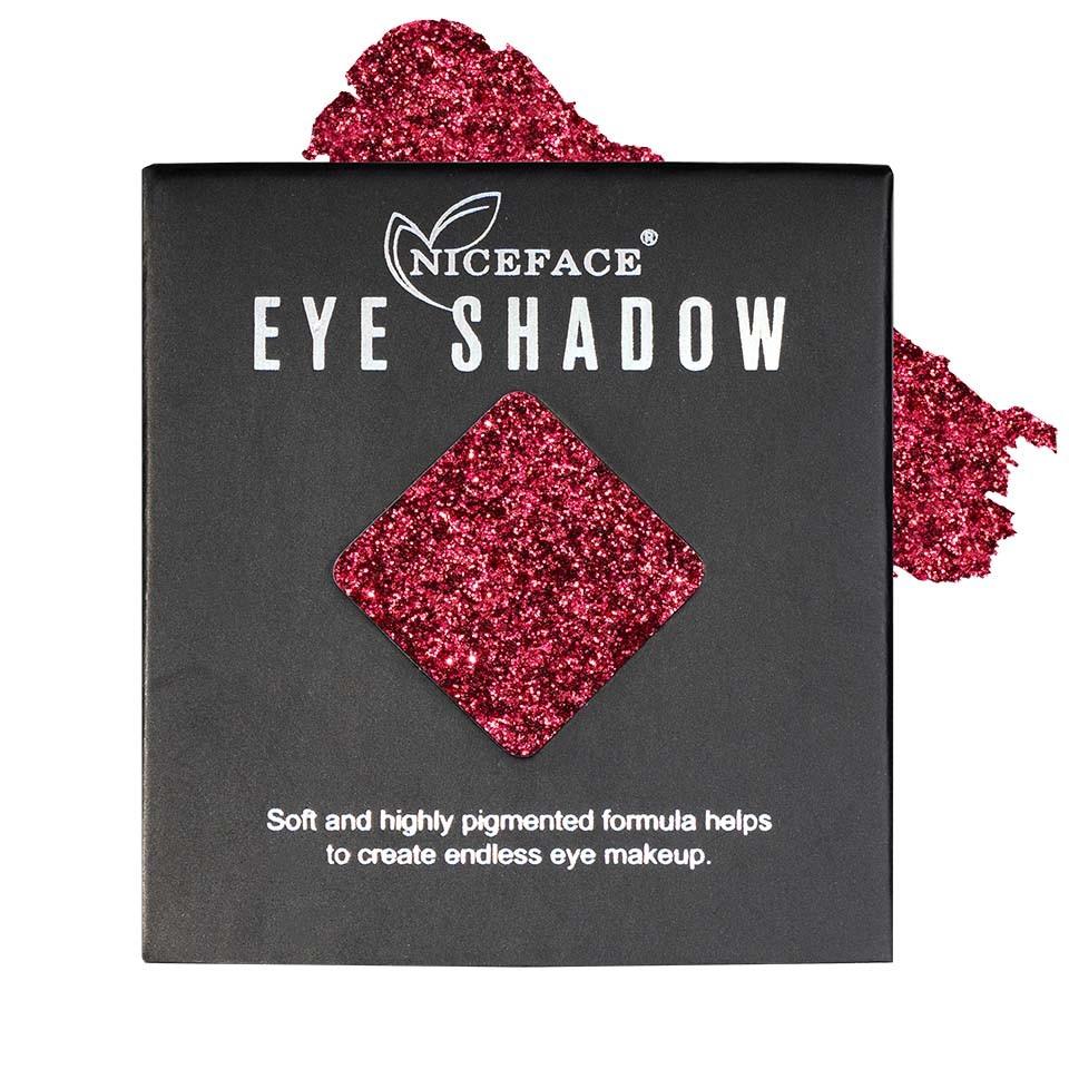 Sclipici ochi pulbere compacta NiceFace Precious Glam #24 poza