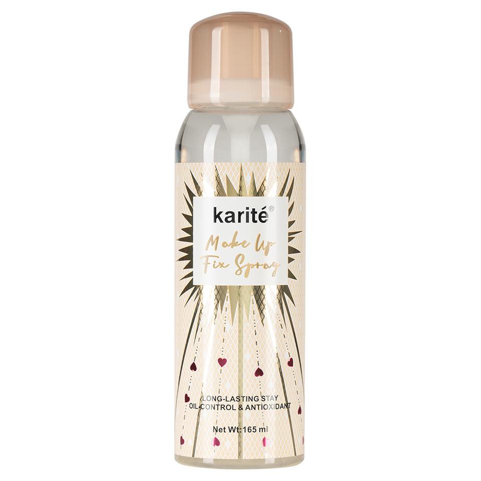 Spray Fixare Machiaj Karite Oil Control 165ml pensulemachiaj.ro