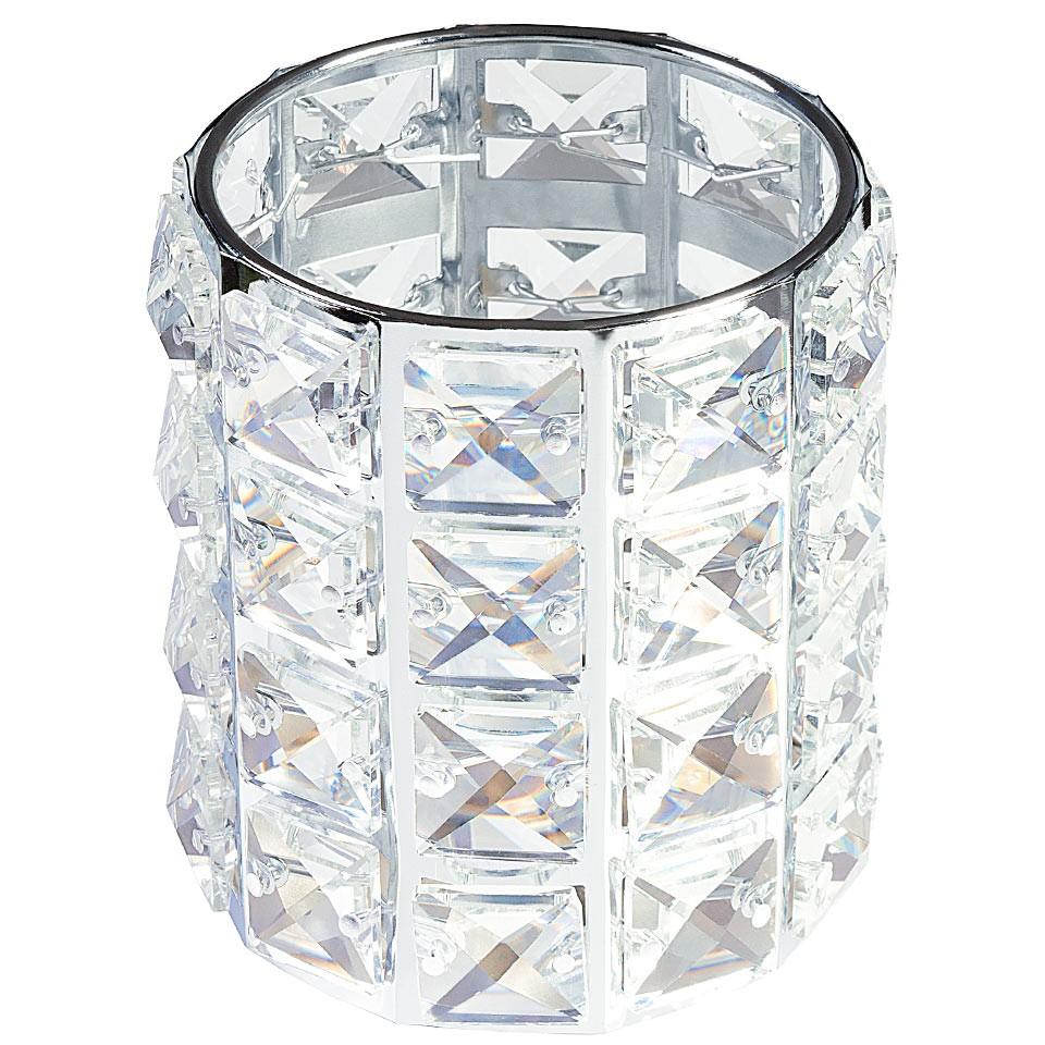 Suport Pensule Crystal, Magic Silver imagine produs