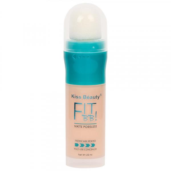 Poze Concealer Lichid Kiss Beauty Fit BB #03