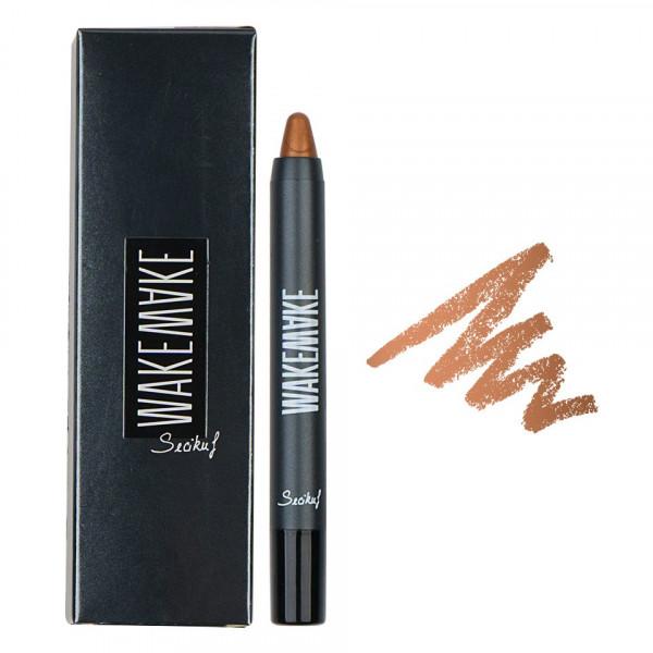 Poze Creion de Ochi cu Efect de perla #01 Copper