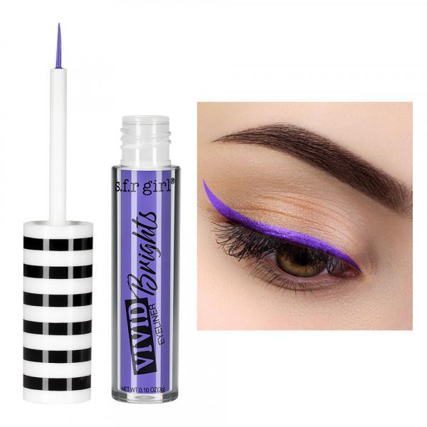 Poze Eyeliner Colorat S.F.R Girl Vivid Brights #05