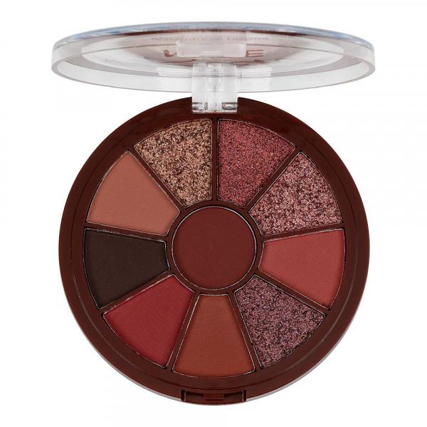 Poze Fard de Pleoape S.F.R Color Rich Nude, 10 nuante