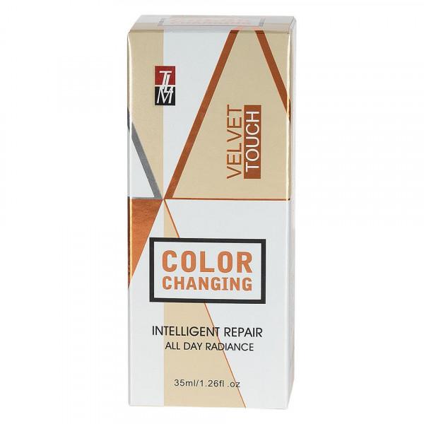 Poze Fond de Ten TLM Color Changing Velvet Touch, 35ml