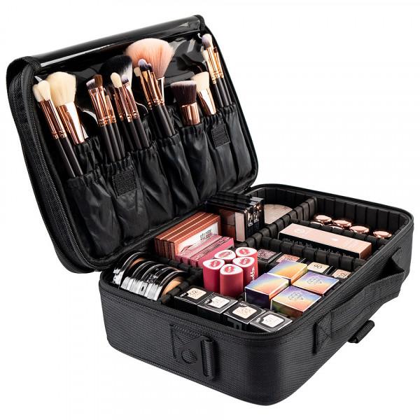 Poze Geanta Produse Cosmetice Black Travel