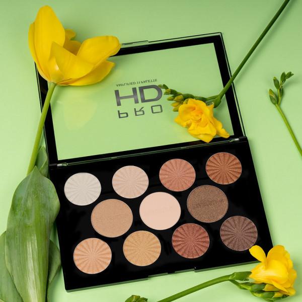 Poze Paleta Iluminator & Bronzer MakeUp Revolution Glow Getter