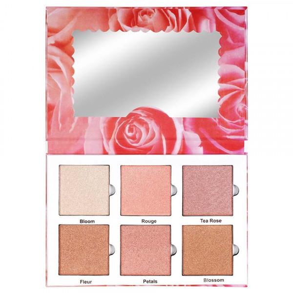 Poze Paleta Iluminator Rose Gold Queen Highlighter