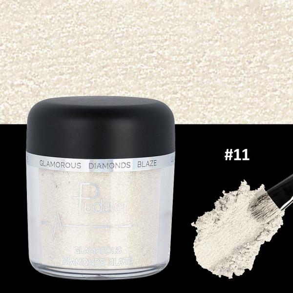 Poze Pigment Machiaj Ochi #11 Pudaier - Glamorous Diamonds
