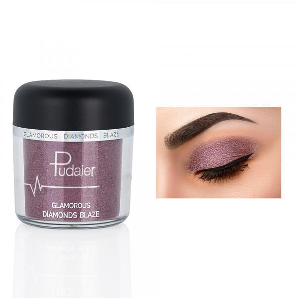 Poze Pigment Machiaj Ochi #24 Pudaier - Glamorous Diamonds