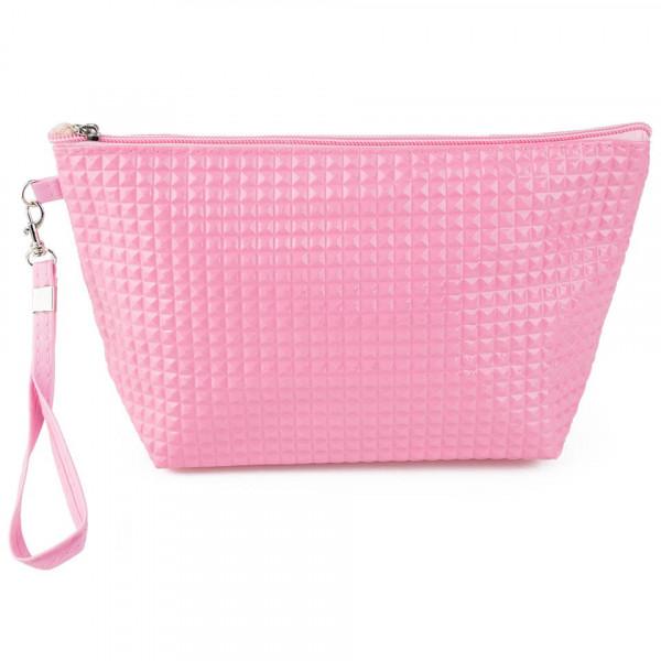 Poze Portfard Produse Cosmetice, Dream Pink