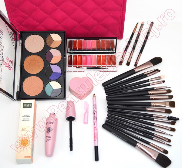 Set Cadou Produse Cosmetice Naked Make-up