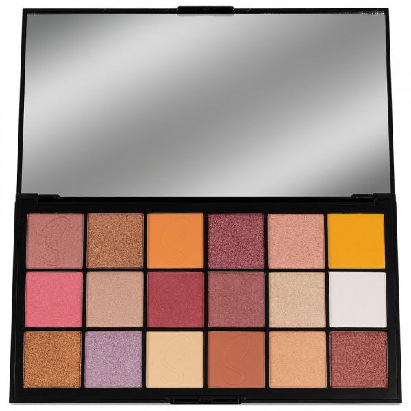 Poze Trusa Farduri MakeUp Revolution X Sebile Night 2 Night Shadow Palette