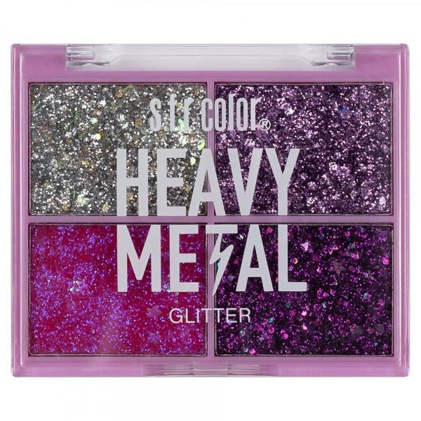 Poze Trusa Glitter S.F.R. Heavy Metal #03