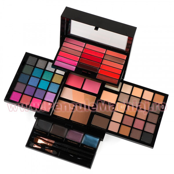 Trusa Machiaj 72 Culori Profusion Cosmetics Pro Elevation Kit