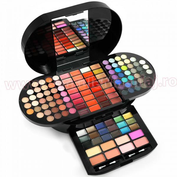 Trusa Machiaj Multifunctionala 130 Culori Ever Beauty