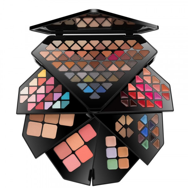 Poze Trusa machiaj multifunctionala Diamond Makeup Palette + CADOU