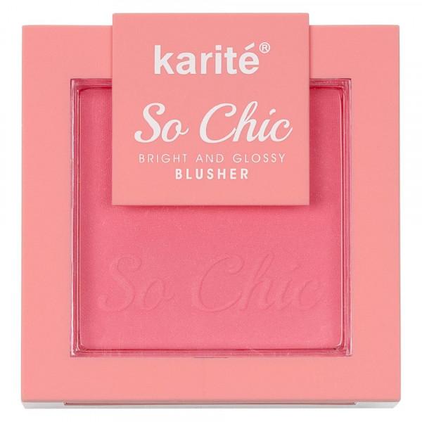 Poze Blush cu aplicator Karite So Chic #02