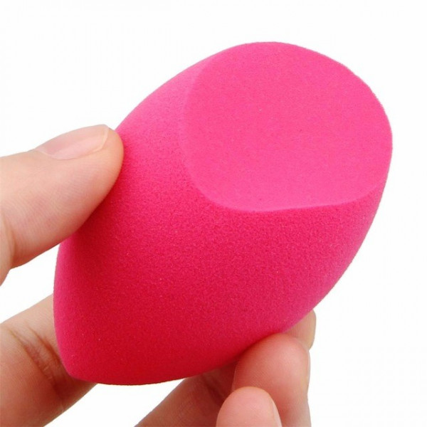 Poze Buretel cosmetic roz - Beauty Blender