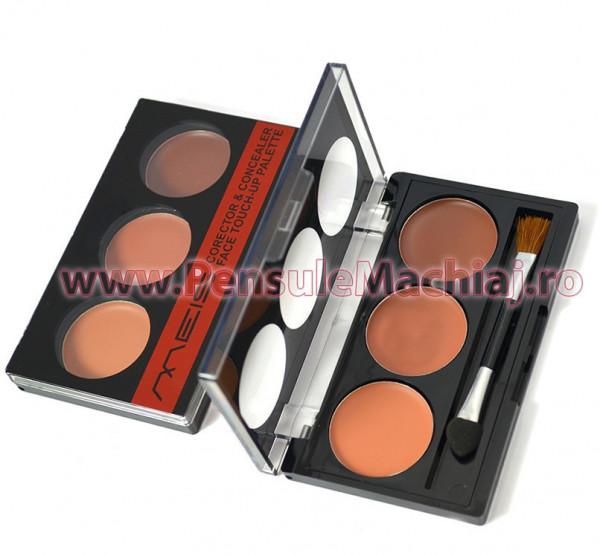 Corector, Anticearcan, Concealer 3 Culori 05 - Peach Touch