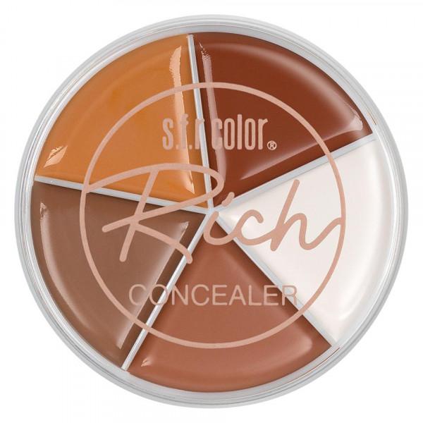 Poze Corector, Anticearcan, Concealer S.F.R. Color Rich #01