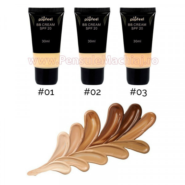 Poze Fond de Ten BB Cream Soft Face SPF 20, 30 ml