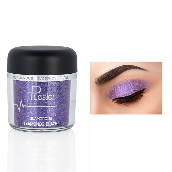 Poze Pigment Machiaj Ochi #06 Pudaier - Glamorous Diamonds