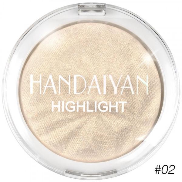 Poze Pudra Iluminatoare Fata si Corp MakeUp Glow Handaiyan #02
