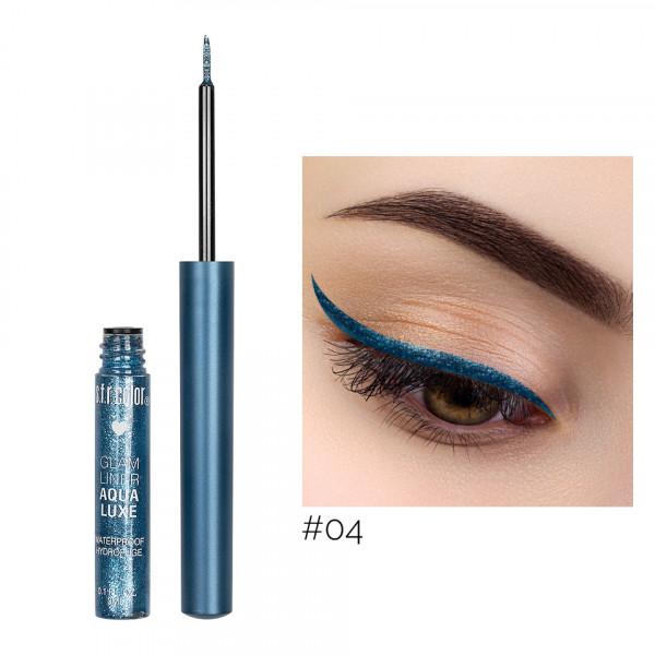 Poze Set Eyeliner Colorat cu Sclipici S.F.R. Color 2 + 1 CADOU
