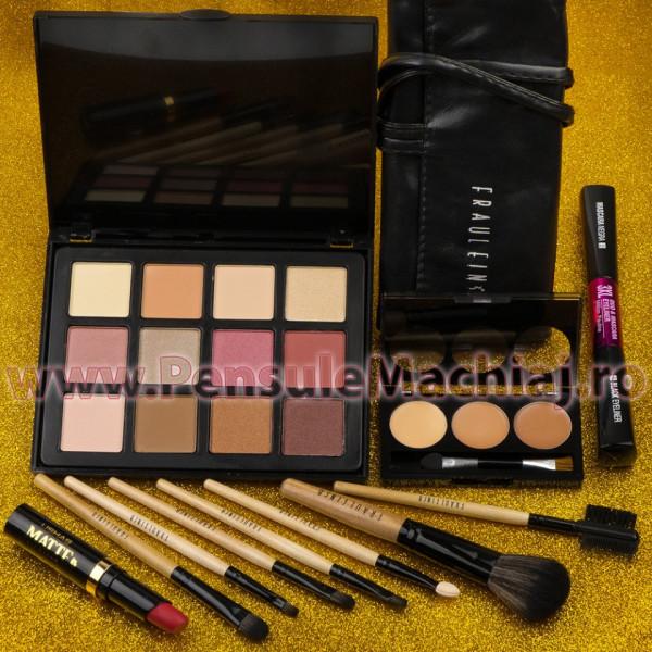 Set Machiaj Pink Cheeks Special Edition + Cadouri