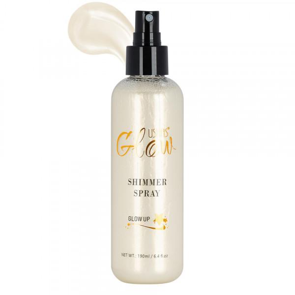 Poze Spray de corp Ushas Glow Shimmer Spray #01, 190ml