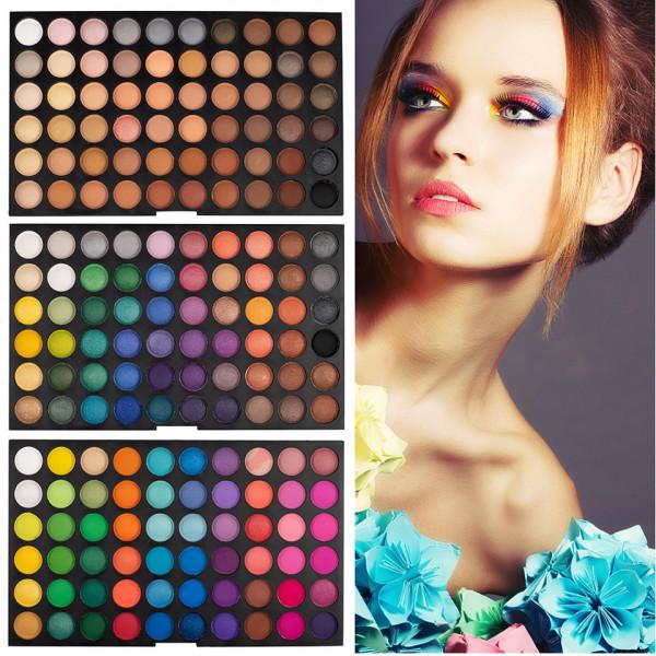 Poze Trusa Farduri 180 culori Fraulein38 Stardust In Glam, 3 palete culori