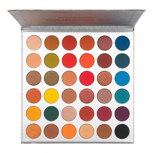 Poze Trusa Farduri Beauty Glazed Your Shades