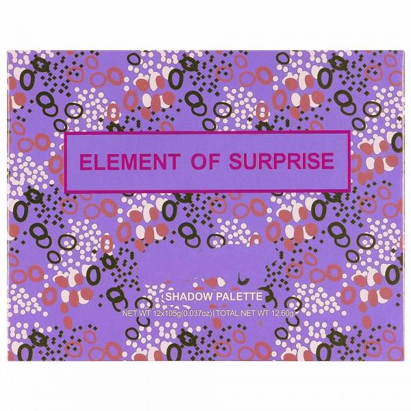 Poze Trusa Farduri Element Of Surprise Limited Edition