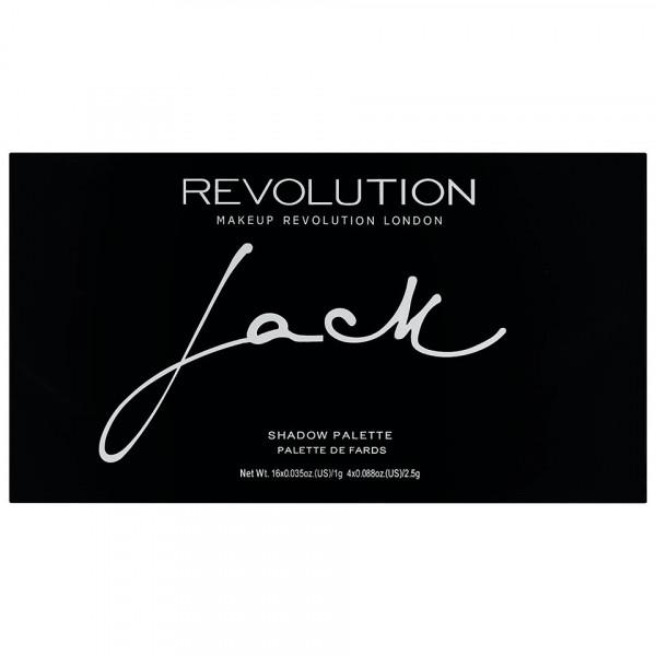 Poze Trusa Farduri MakeUp Revolution Flawless Jack