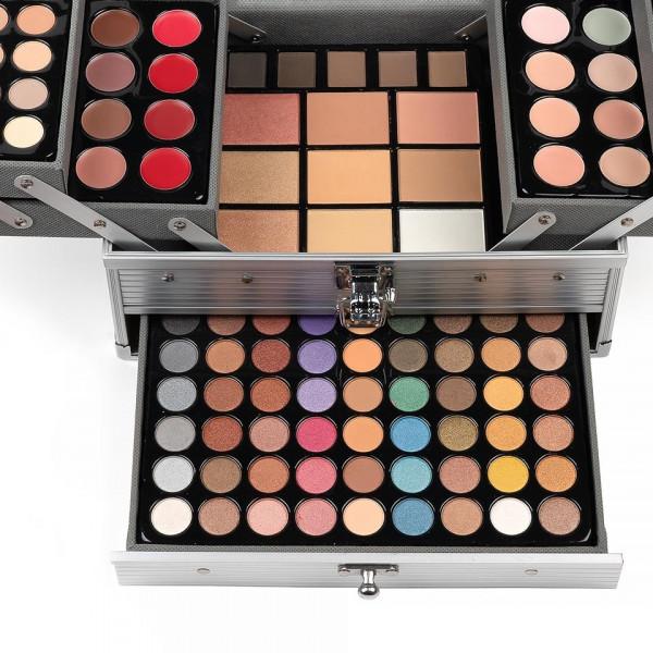 Poze Trusa Machiaj Multifunctionala SensoPRO Complete Makeup Tip Geanta + CADOU