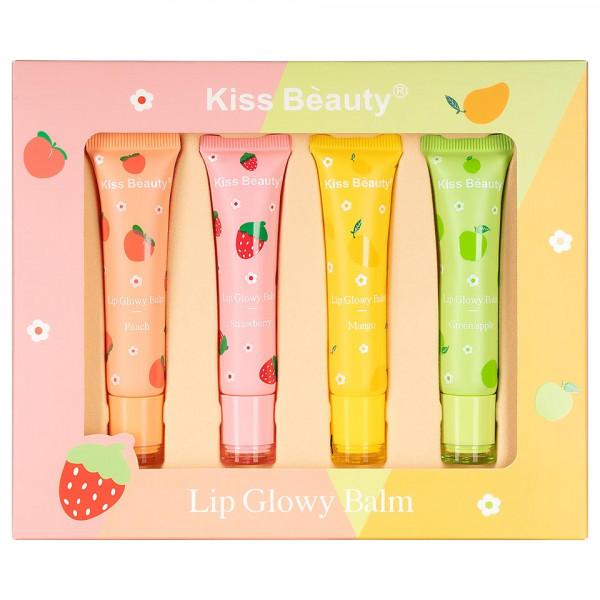 Poze Balsam de Buze Kiss Beauty Fruit Series