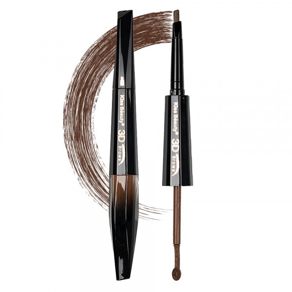 Poze Creion sprancene cu Mascara, 2 in 1 Light Browsy #03