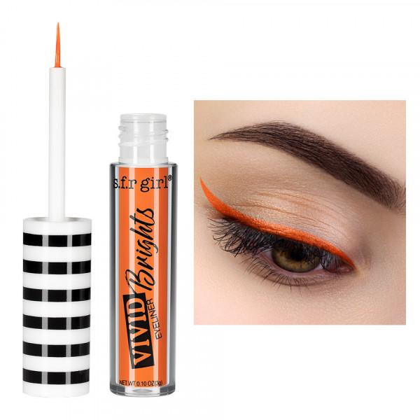 Poze Eyeliner Colorat S.F.R Girl Vivid Brights #07