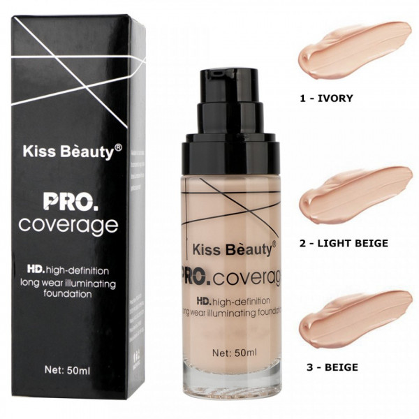 Poze Fond de Ten Pro Coverage Long Wear High Definition