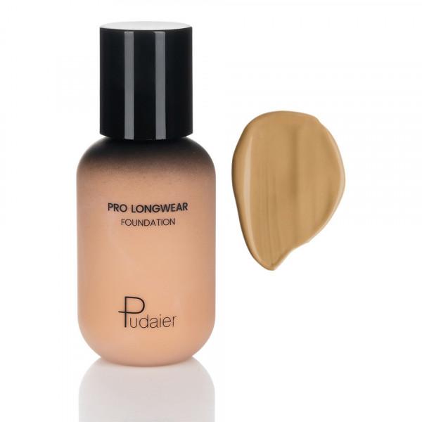 Poze Fond de Ten Pudaier Lasting Makeup Foundation 3WOL