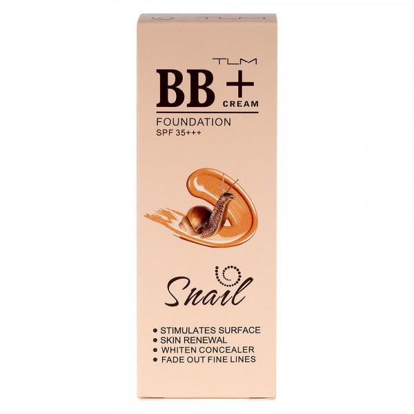 Poze Fond de Ten tip BB Cream TLM Snail, SPF35, 40ml - 102
