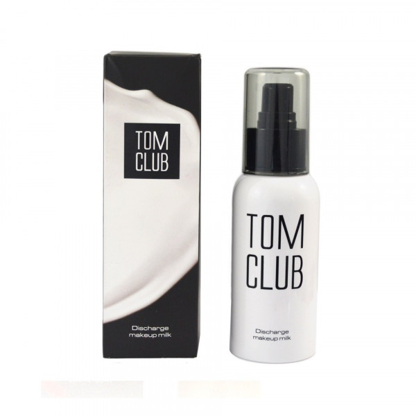 Poze Lapte Demachiant Discharge Makeup Milk Tom Club 100 ml