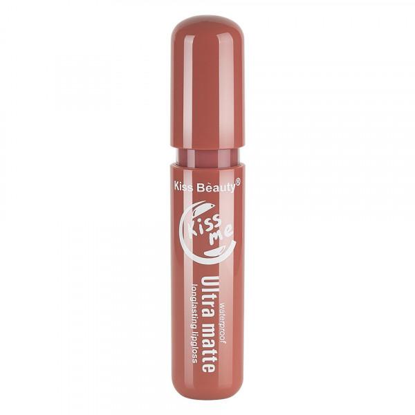 Poze Lipgloss Ultra Matte Kiss Beauty, Kiss Me #06