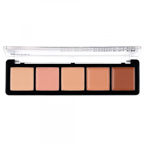 Poze Paleta Corectoare 5 Culori #04 - Nude Camouflage