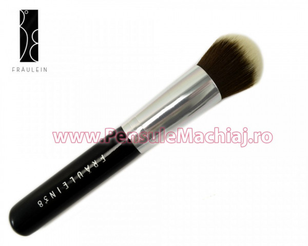 Poze Pensula Machiaj Fraulein38 Exclusive - Round Kabuki Brush FR15RB