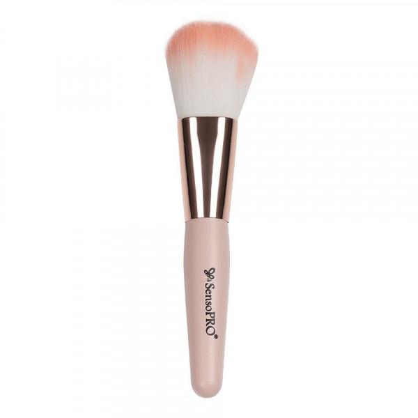 Poze Pensula Machiaj pentru Pudra SensoPRO Nude Pink
