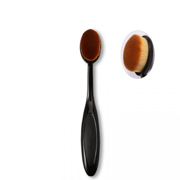 Poze Pensula Ovala Machiaj Beauty Brush