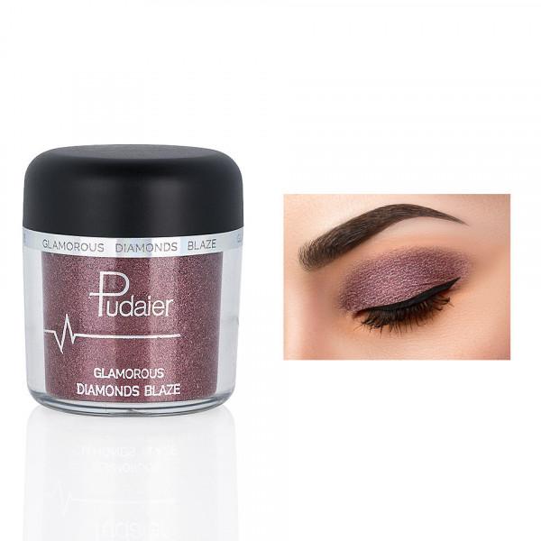 Poze Pigment Machiaj Ochi #17 Pudaier - Glamorous Diamonds