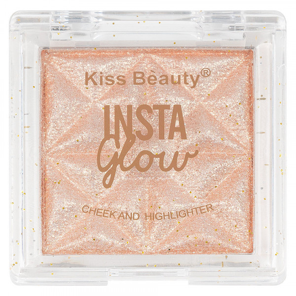 Poze Pudra Iluminatoare Kiss Beauty Insta Glow #03