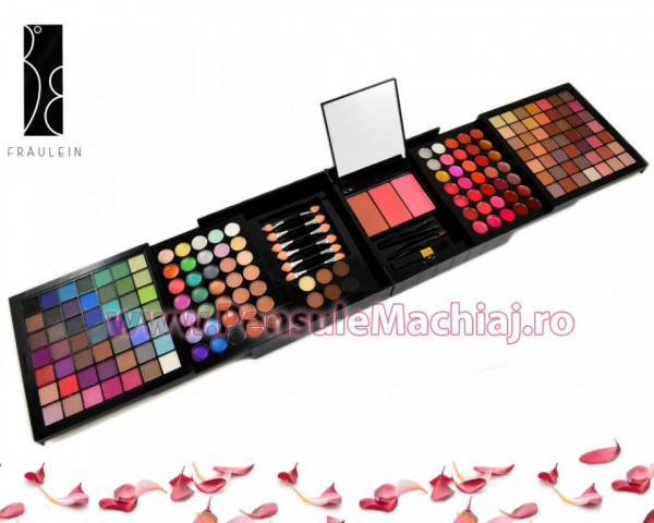 Poze Set de Machiaj Fraulein38 Mix & Go Make-up Kit